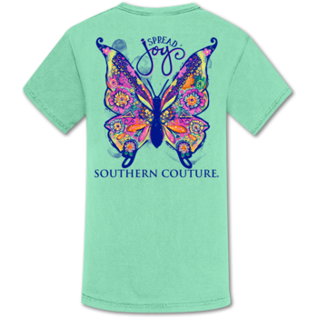 Spread Joy Butterfly T-Shirt