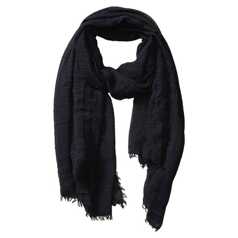Classic Insect Shield Scarf in Black