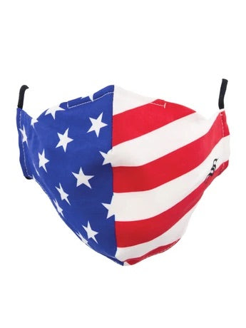 ONE-SIZE Flag MASK