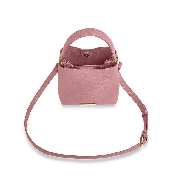 LUCIE CROSSBODY | PINK