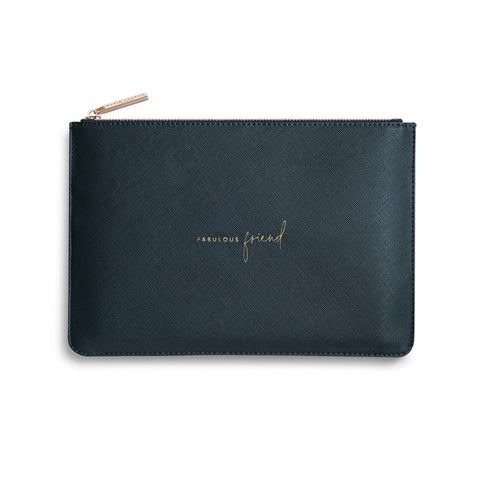 PERFECT POUCH | FABULOUS FRIEND | NAVY
