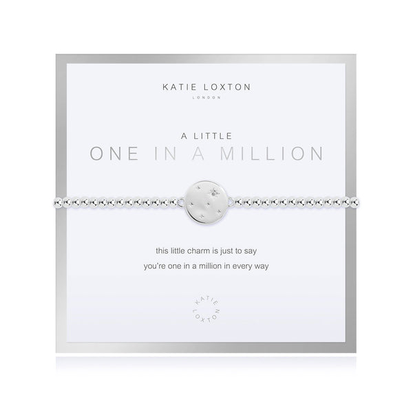 BEAUTIFULLY BOXED A LITTLES | ONE IN A MILLION BRACELET