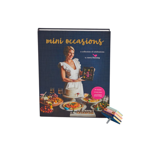 Nora Fleming  Mini Occasions Book and Mini Set