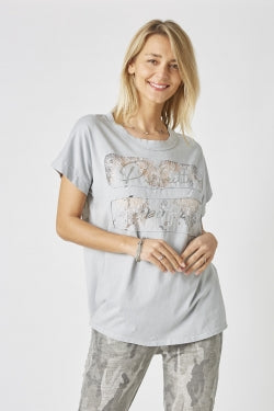 Perfectly Imperfect T-Shirt - Grey