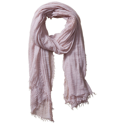 Classic Insect Shield Scarf in Pink