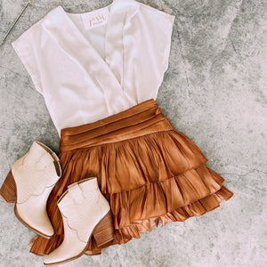 Bronze Medal Skirt