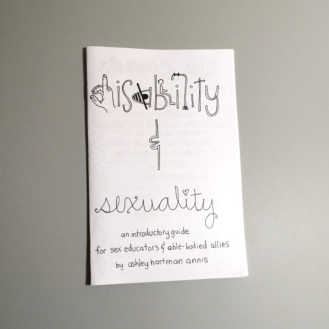 Disability & Sexuality