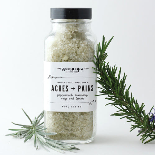 Aches and Pains Bath Soak