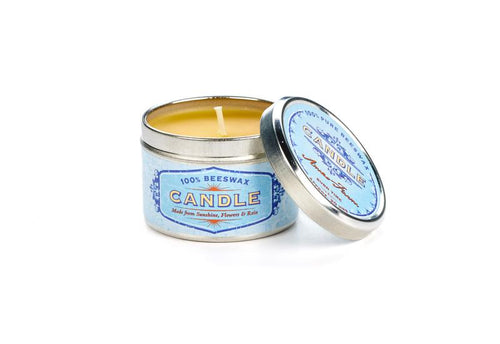 Beeswax Travel Candle