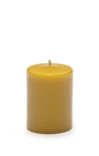 "Beeswax Candles 2.5"" Pillar"