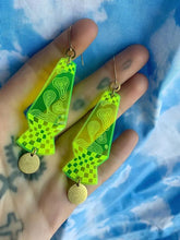 Astro Lamps earrings