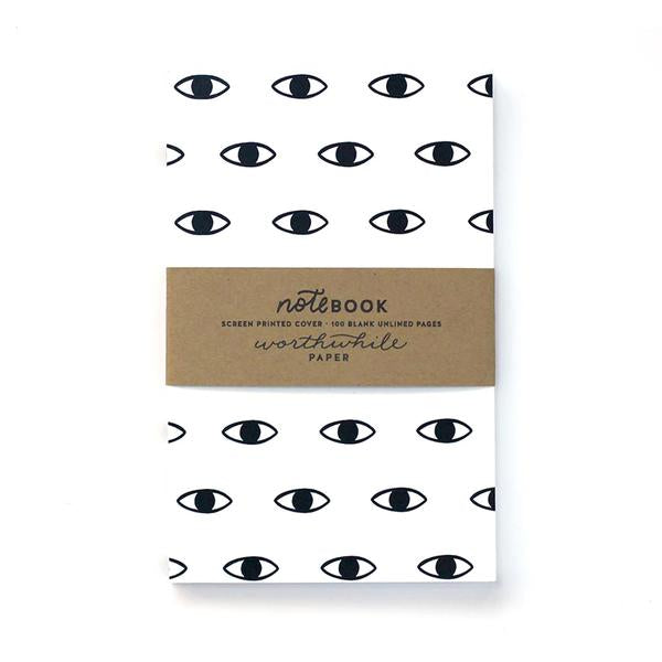 Eye Notebook