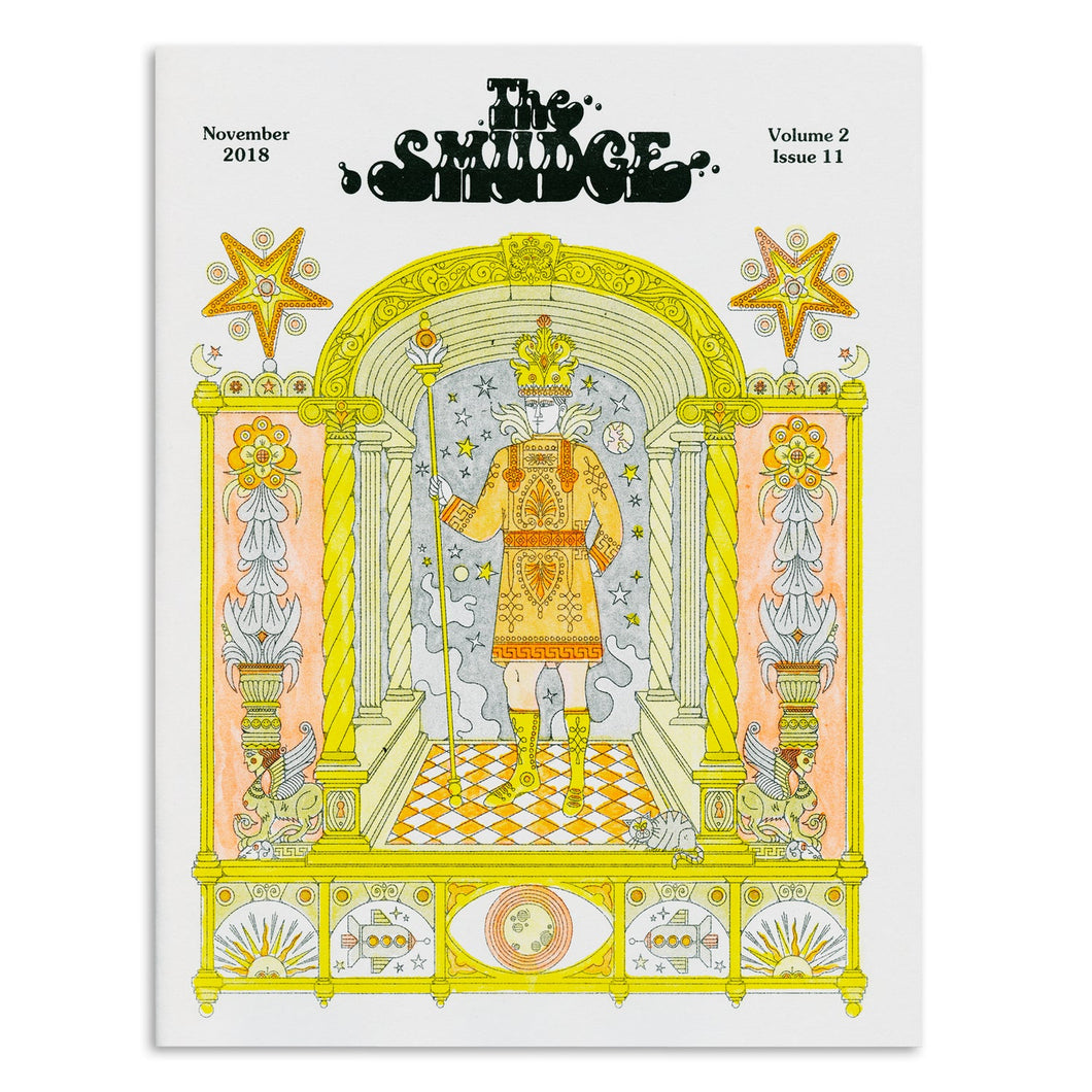 The Smudge Volume 2, Issue 11 - November 2018