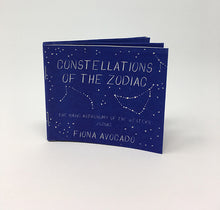 Constellations of the Zodiac zine