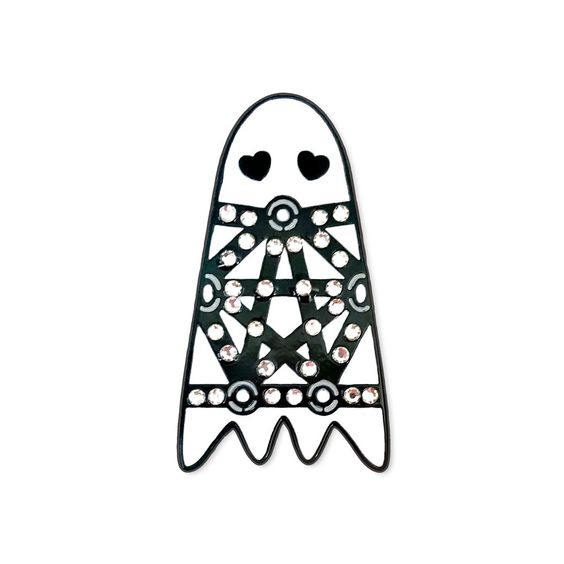 Bondage Ghost Pin