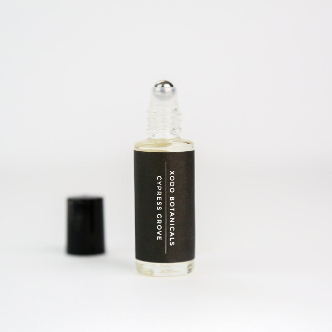 Cypress Grove perfume oil