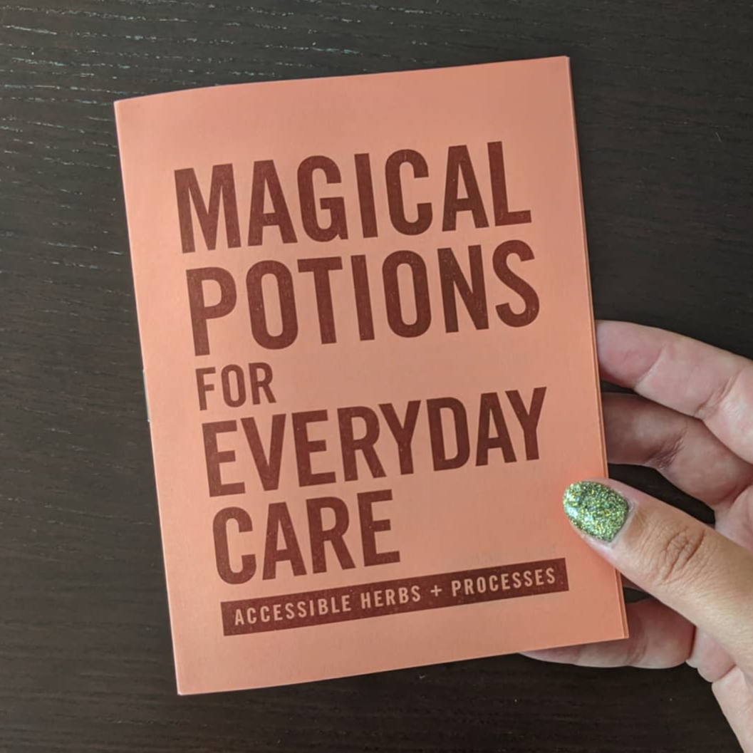 Magical Potions Zine