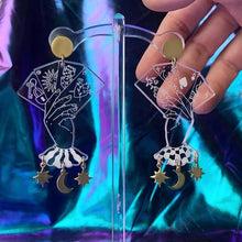 Mother Magi earrings