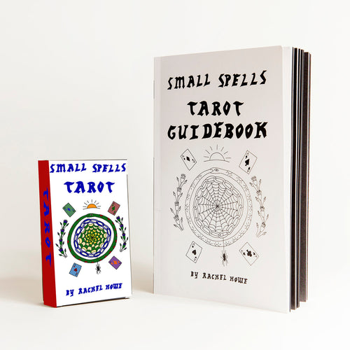 Small Spells Color Tarot Deck + Book