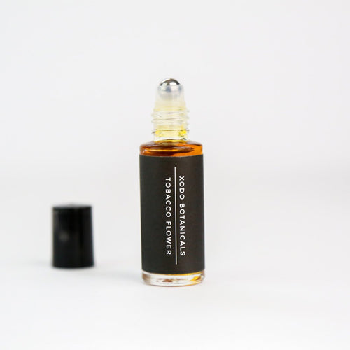 Tobacco Flower perfume oil