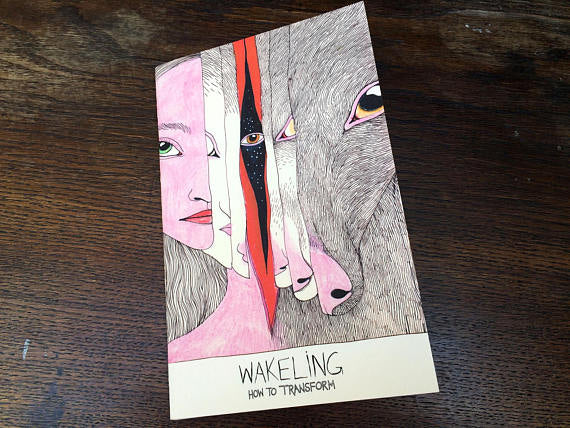 Wakeling: How to Transform zine