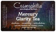 Mercury Clarity Planetary Tea