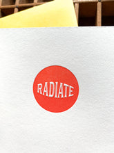 You Radiate Pure Awesome card