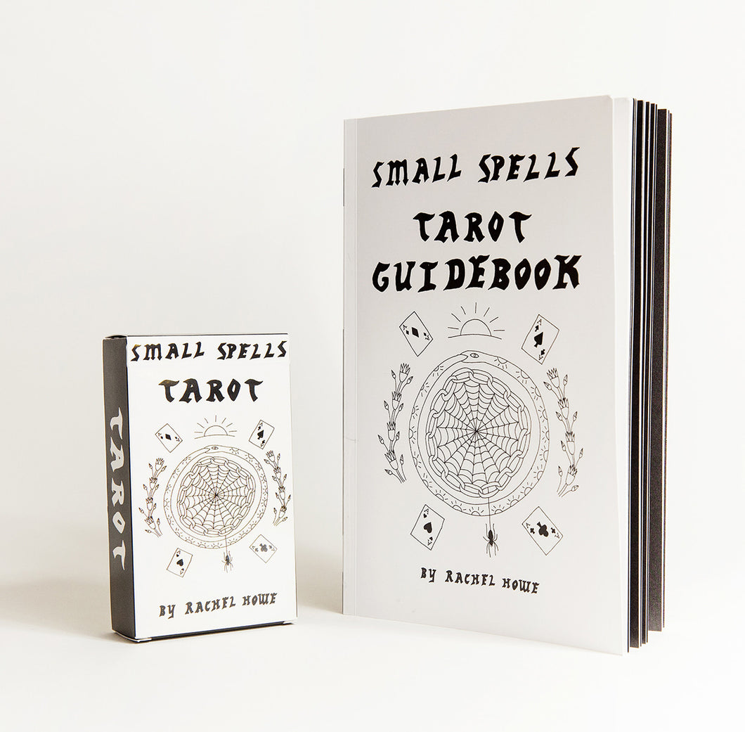 Small Spells Tarot Deck + Book