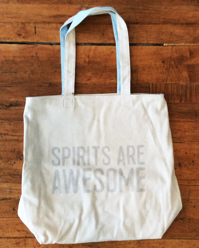 Spirits are Awesome Tote