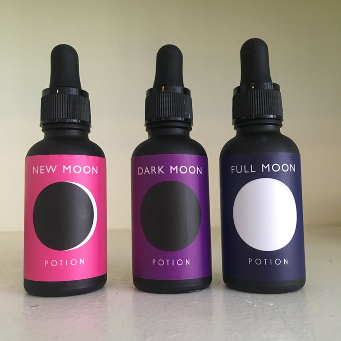 Moon Phase Potions