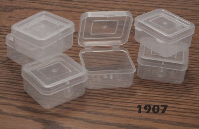 Storage Box Small  Set of 6, 1-7/8