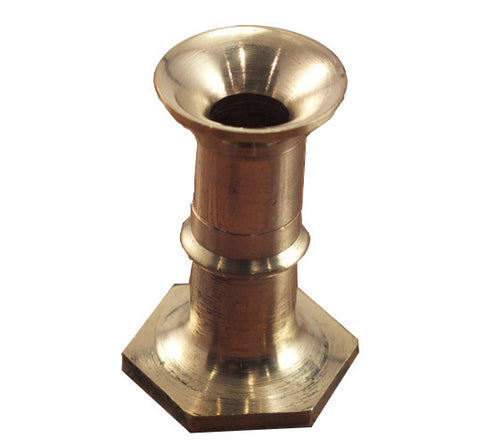 Brass Hair Stacker - Small