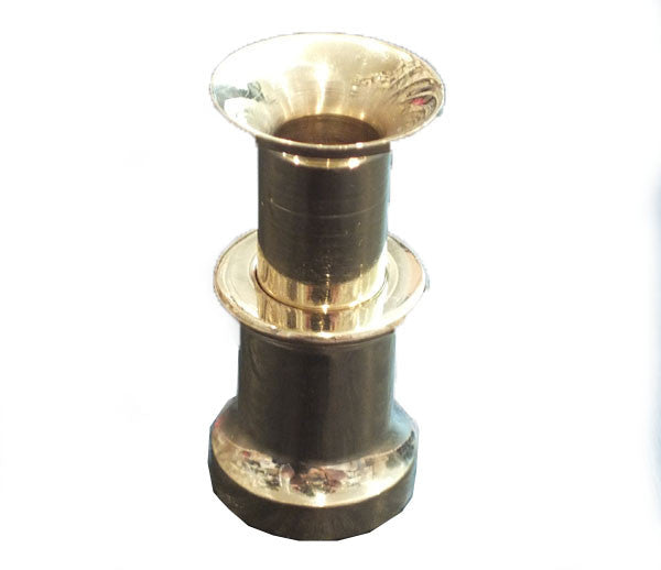 Brass Hair Stacker - Medium