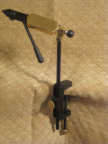 Rotating Lever Action Vise