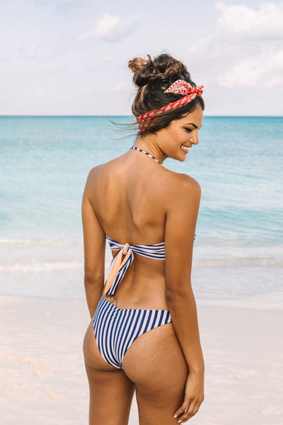 Sundrop Bottom - Wild Flower Swimwear
