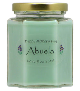 """Abuela"" - Happy Mother's Day Candles"