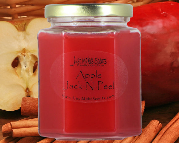 Apple Jack-N-Peel Scented Candle