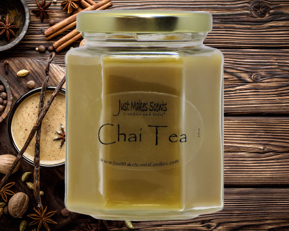 Chai Tea Scented Candle
