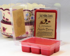 Cinnamon Apple Berry Scented Wax Melts