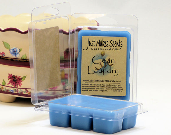 Clean Laundry Scented Wax Melts