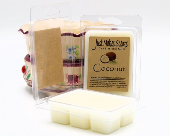 Coconut Scented Wax Melt