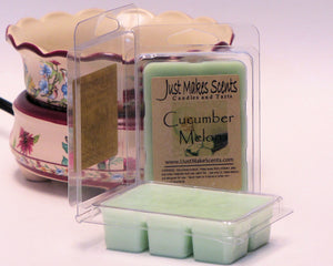 Cucumber Melon Scented Wax Melts