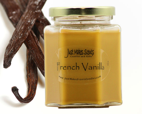 French Vanilla Scented Candle