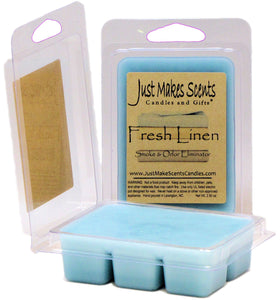 Fresh Linen Odor Eliminator Wax Melt