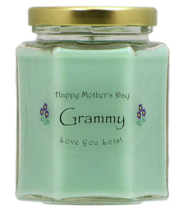 """Grammy"" - Happy Mother's Day Candles"