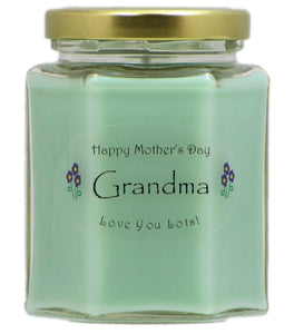 """Grandma"" - Happy Mother's Day Candles"