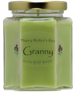 """Granny"" - Happy Mother's Day Candles"