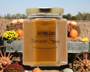 Harvest Spice Scented Candle