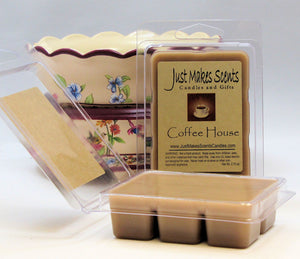 Coffee House Scented Wax Melt