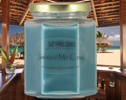 Jamaica Me Crazy Scented Candle